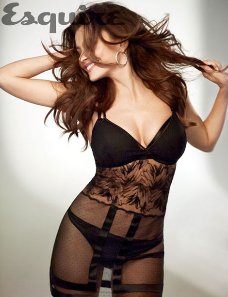 Sofia Vergara Does Esquire In April 2012