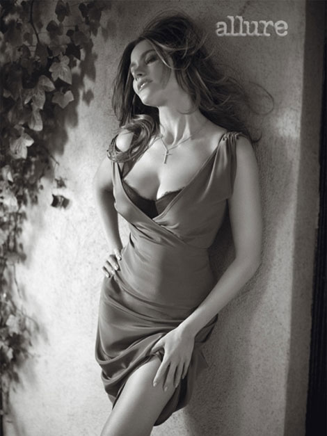 Sofia Vergara about her curves
