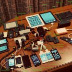 Steve Wozniak travel gadgets