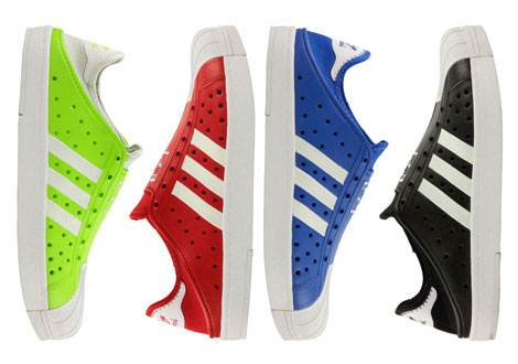 Summer Sneakers: Adidas Originals 2012 Summer Beachstar