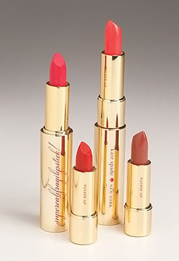 Supercalifragilipstick Kate Spade Lipstick with Poppy King