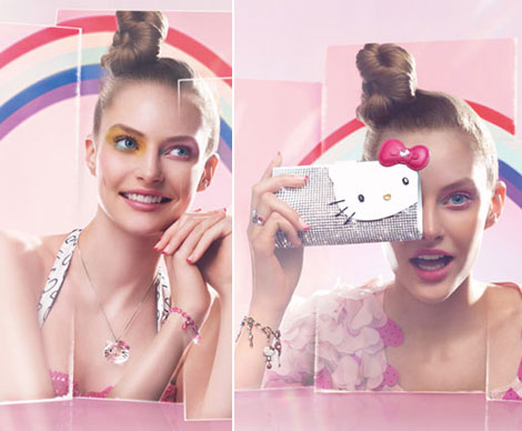Swarovski Hello Kitty collection 2011