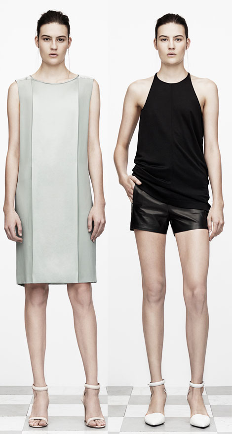 T by Alexander Wang Spring Summer 2013 collection