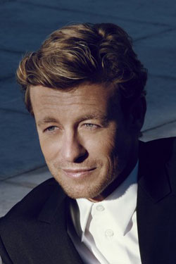 The Mentalist Simon Baker perfume ad for Givenchy
