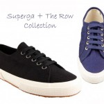 The Row sneakers with Superga