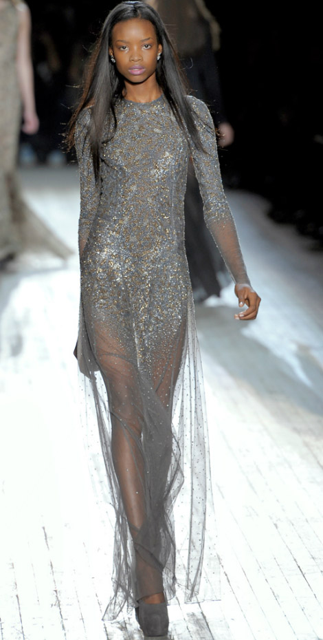 The Skinny People Theory: Theyskens' Theory Fall 2012