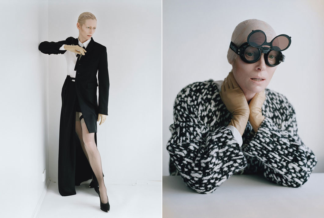 Tilda Swinton W August 11 pictures