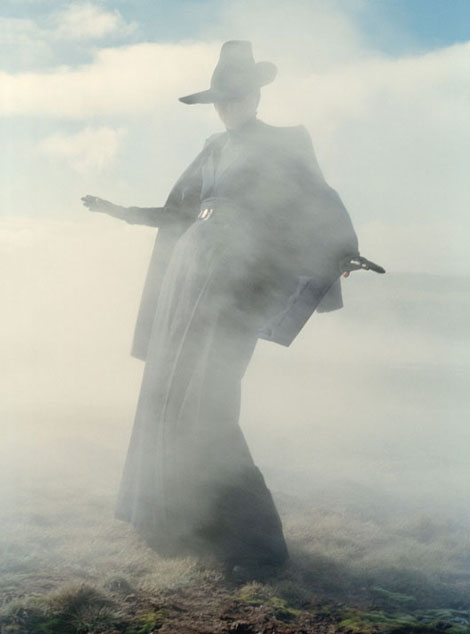 Tilda Swinton W August 2011 by Tim Walker