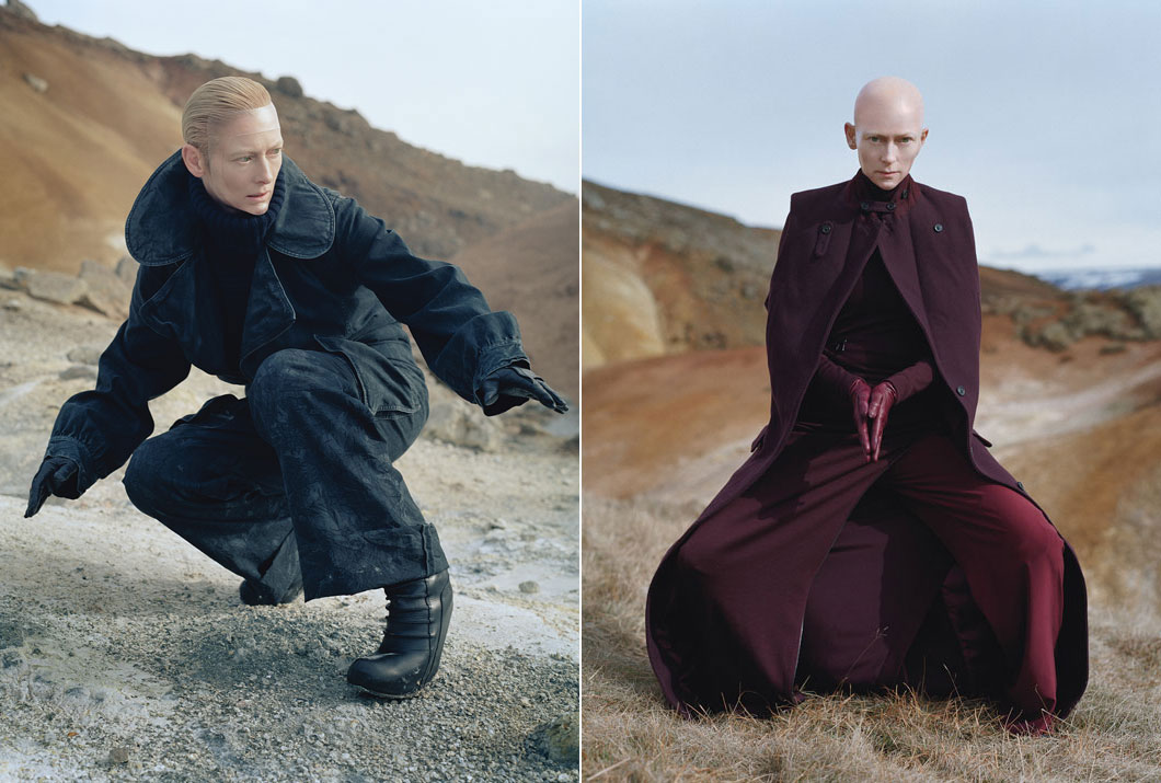 Tilda Swinton by Tim Walker W