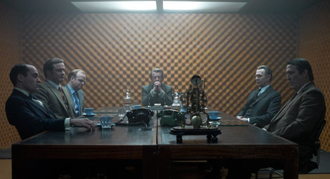 Tinker Tailor Soldier Spy great cinematography and costumes