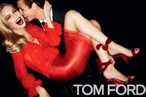 Tom Ford Spring Summer 2012 ad