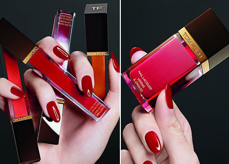 Tom Ford beauty collection gloss nail polish
