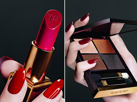 Tom Ford beauty collection lipstick makeup
