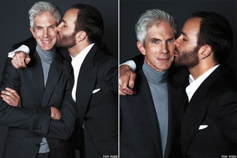 Tom Ford And Richard Buckley, A Life Long Love Story