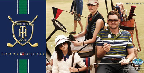 Tommy Hilfiger & Golf, A Continuous Preppy Love Affair