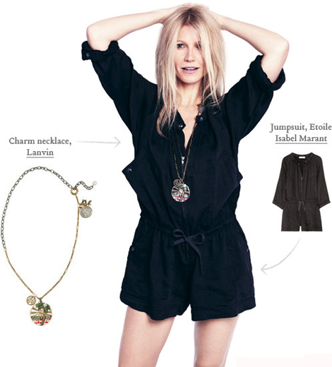 Top Spring outfits from Gwyneth Paltrow