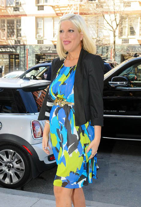 Tori Spelling Pregnant Again. For The 4th Time!