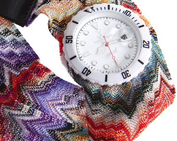 Missoni ToyWatch Limited Edition Collection