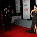 Vanessa Hudgens People s Choice Awards 2012 Red Carpet