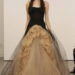 Vera Wang Bridal fall 2012 collection