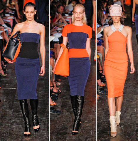 Victoria Beckham Spring Summer 2012 Collection