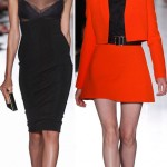 Victoria Beckham Spring Summer 2013 collection