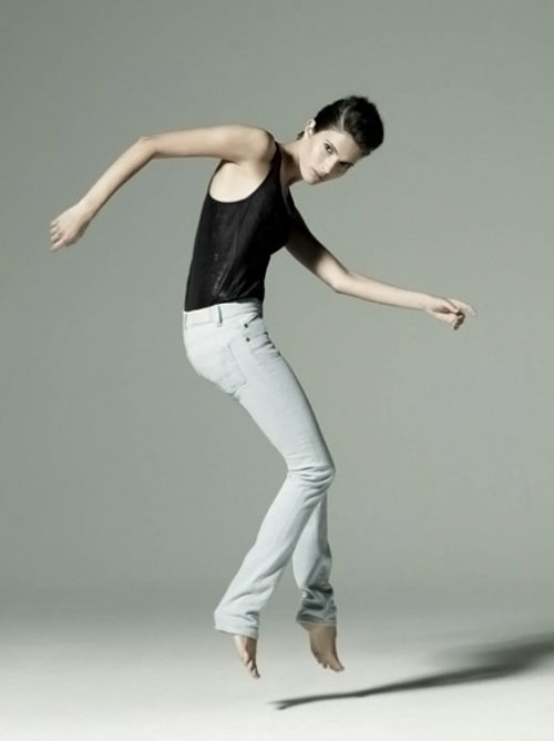 Victoria Beckham Denim Collection 1