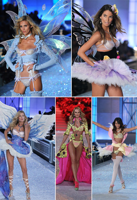 Victoria&#8217;s Secret Couture Lingerie