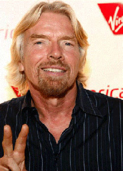 Virgin s Richard Branson against I am not a Virgin Jeans