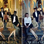 Vogue Italia April 2012 double cover issue