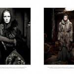Vogue Italy winter s edge by Steven Meisel