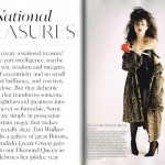 Vogue UK June 2012 Helena Bonham Carter