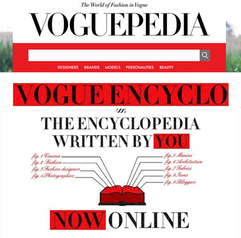 Voguepedia Vs Vogue Encyclo