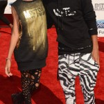 Willow Smith Chanel Boots BET Awards Red Carpet