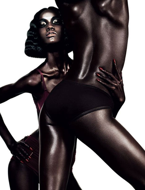 YSL  Beauty With Jeneil Williams And Herieth Paul