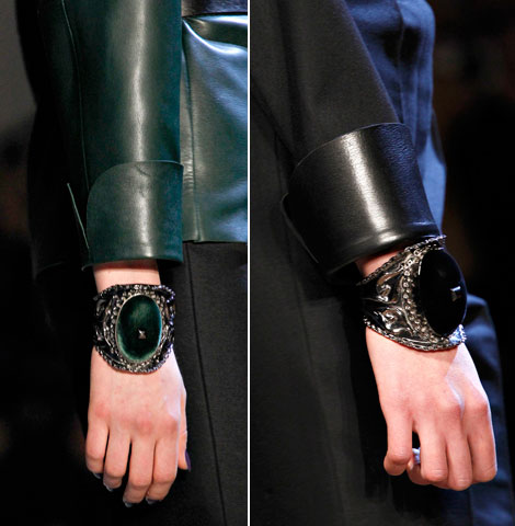 YSL Fall 2012 Jewelry