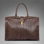 Yves Saint Laurent chocolate Chyc Cabas