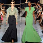 Zac Posen Spring Summer 2012 collection
