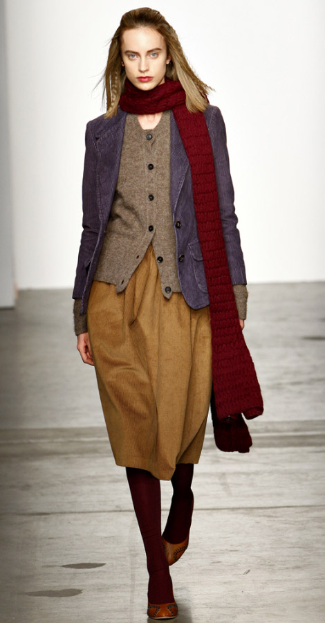 a Detacher Fall Winter 2011 2012 collection