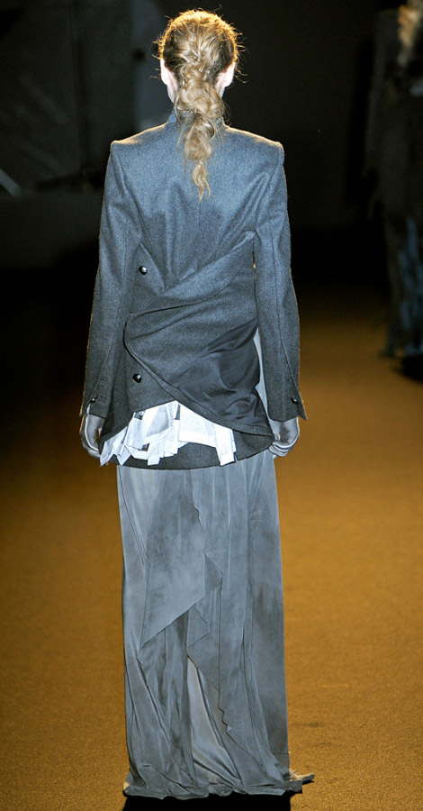 A.F. Vandevorst Fall Winter 2011 2012 Collection