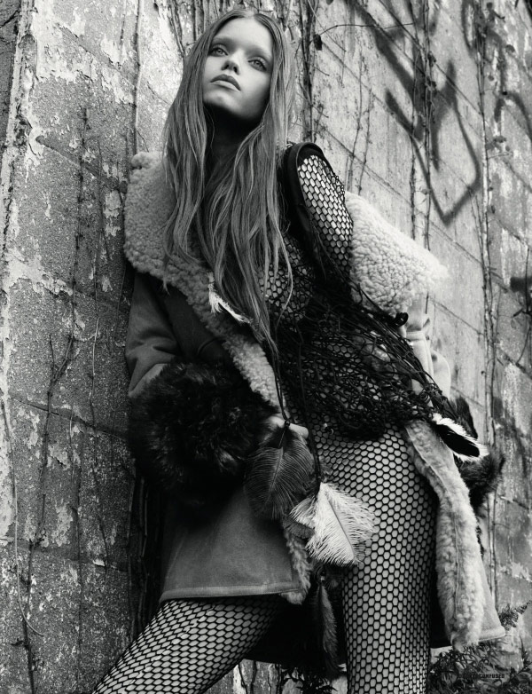 Abbey Lee Kershaw Dazed and Confused December 2009 6
