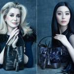 actresses advertise for Louis Vuitton Spring 2014
