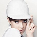 Agyness Deyn comeback InStyle UK March
