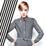 Agyness Deyn InStyle photographed by Rankin