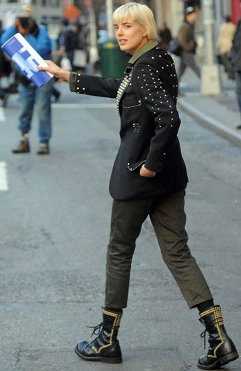 Agyness Deyn Loves Studs