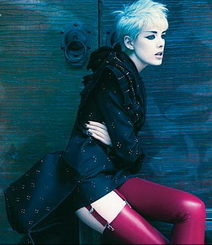Agyness Deyn Pirelli