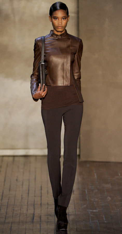 Akris Fall Winter 2011 2012 collection Melodie Monrose