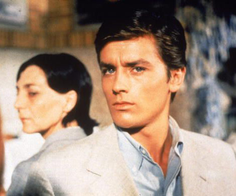 Alain Delon picture
