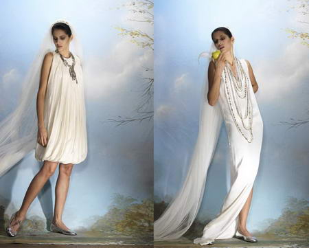 Alber Elbaz Collection Blanche for Lanvin - StyleFrizz