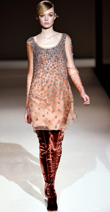 Alberta Ferretti Fall Winter 2011 2012 Collection